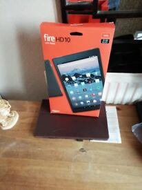 Amazon HD 10 tablet