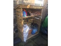 Rowlinson Small Garden Log Store