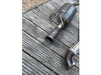Pipe dynamics 3 piece exhaust. Offers nearest £250