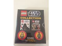NEVER OPENED* Star Wars lego collection