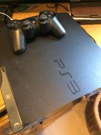 PS3 with a test GTA