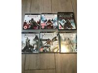 Assassins creed on PlayStation 3