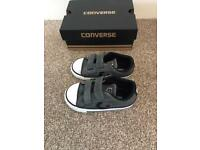 Toddler Converse Trainers size 7