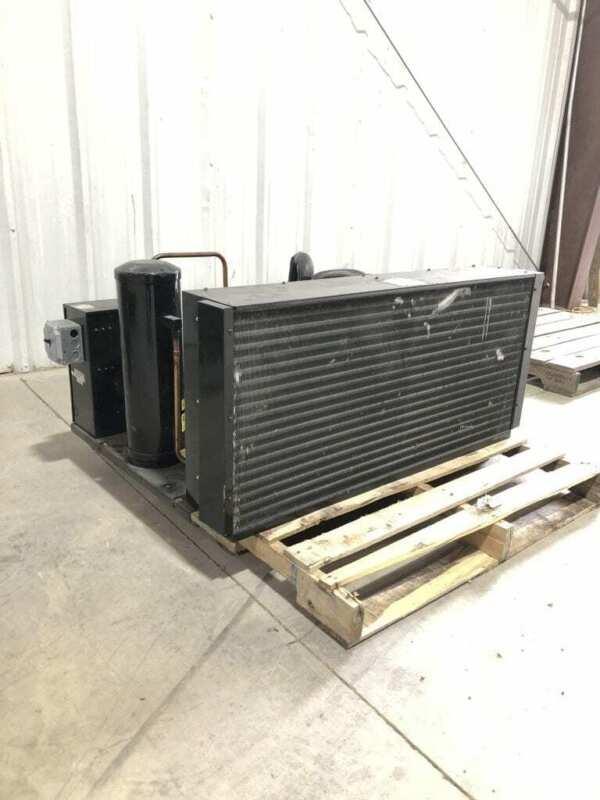 Copeland Emerson VJAF-A40H-TFD-020 Condensing Unit/Compressor 3PH 404A 500PSI