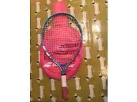 Babolat Girls Tennis racquet 3 & 3/4 Inch grip size