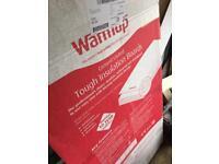 Warm up 6mm insulation board