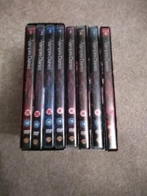 Vampire Diaries Seasons 1-8 DVD