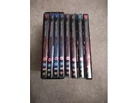 Vampire Diaries Seasons 1-8 DVD