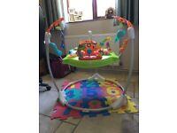 Fisher Price Jumperoo in excellent condition.