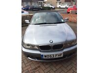 BMW 330 ci Convertable for sale.