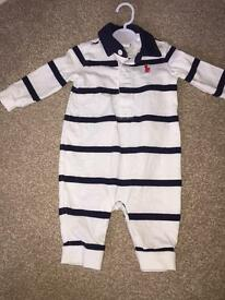 Baby Ralph Lauren all in one
