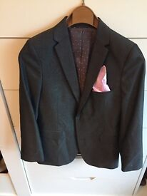 Boys M & S (autograph) suit age 10. Worn only once