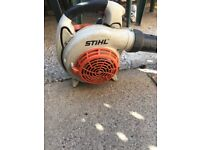 **stihl bg86 blower spairs or repairs**