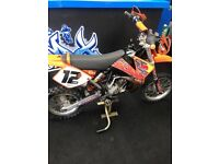 Ktm 65sx not cr kx yz rm husky boy pw