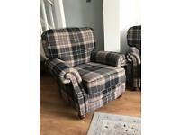 Sofa and chair (vale bridge craft)