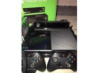 Xbox One 500GB with Kinect Camara Bundle