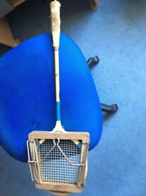 """ Antique"" 1930s squash racquet for sale"