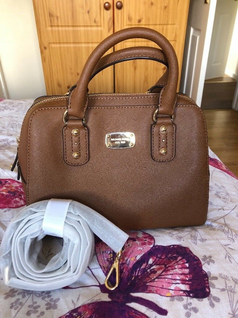 ac6226a86b0f Genuine Michael Kors Brown Ladies Handbag | in Newcastle, Tyne ...