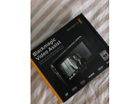 Blackmagic Video Assist camera monitor recorder