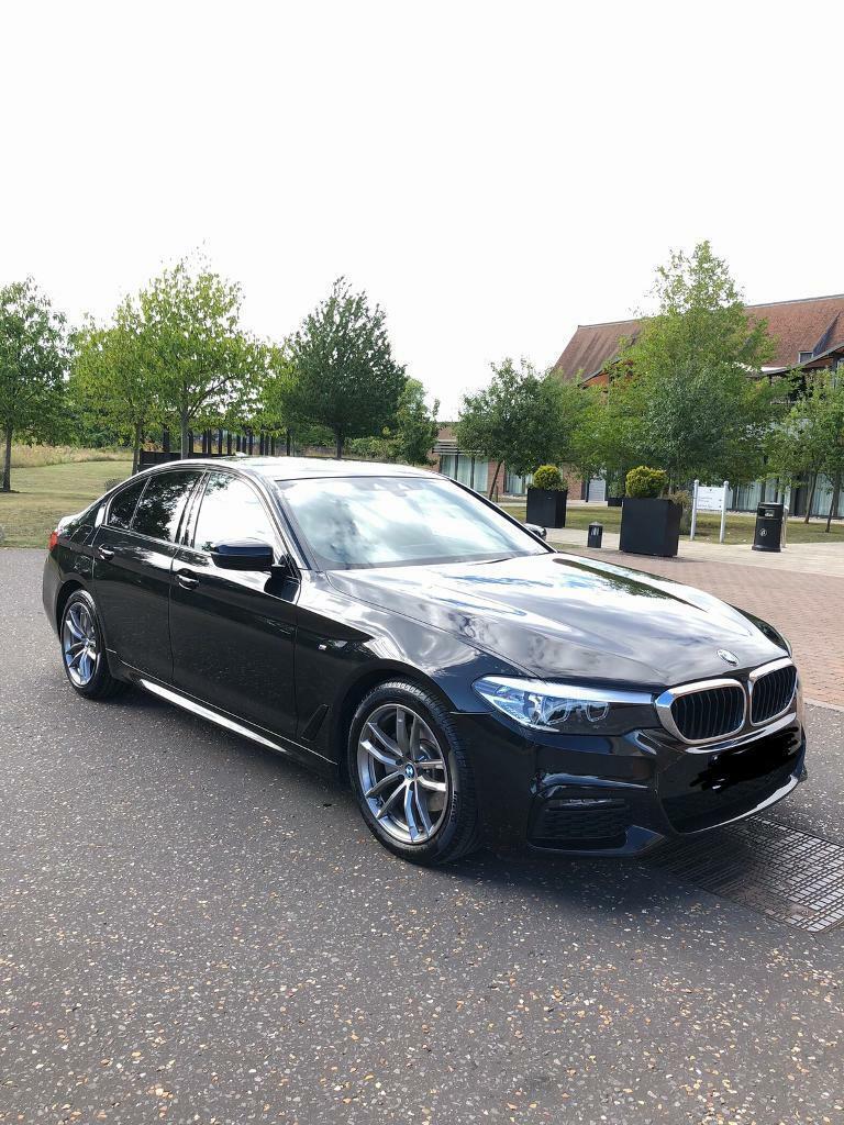 BMW 520D MSPORT FOR RENT