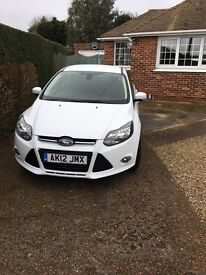 Ford Focus EcoBoost, excellent condition!