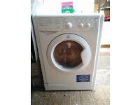 Indesit IWDC6125 washing machine faulty