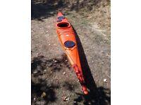 Venture Capella 166 Sea Kayak