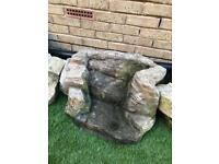 Cotswold fountain stone