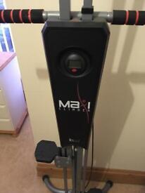 Maxi climber excercise machine
