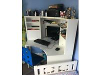 Medium desk suitable for TV and accesories