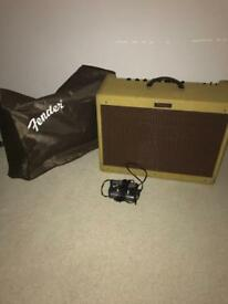 Fender Blues Deluxe Reissue (2 years old)