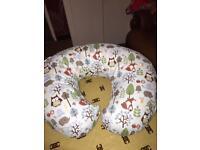 Chicco nursing pillow £25