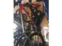 "Carrera fury 26"" mountain bike"