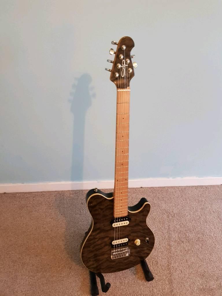 OLP MM1 electric guitar Ernie ball