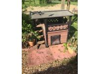 Lovely wooden cat or pet house