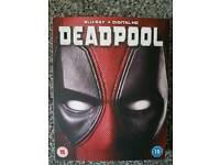 Deadpool Blu Ray DVD