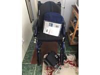Enigma 'K' Wheelchair
