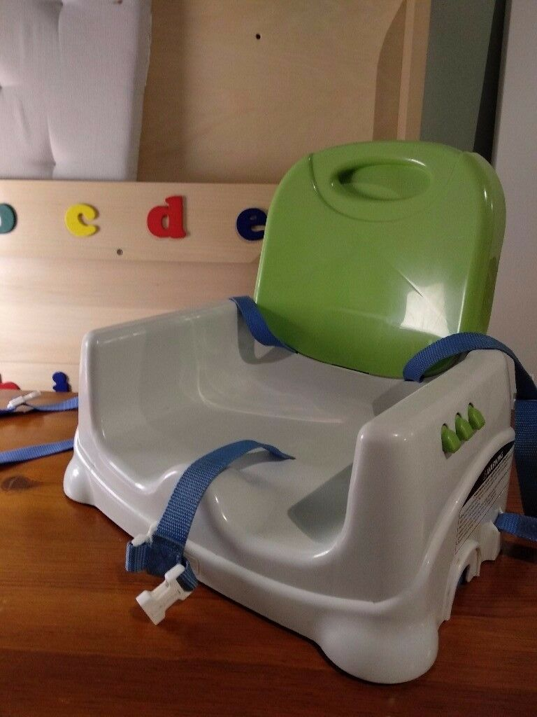 Fisher-Price Healthy Care Deluxe Booster Seat High Chair