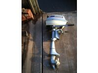 Evinrude 4HP Outboard Engine
