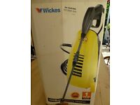 Pressure Washer - 100 bar, 1300watts. Boxed. Wickes own brand. Tested and fully working.