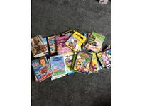 Childrens/Toddlers selection of dvds