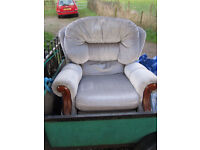 Reclining Chair Free to Collector