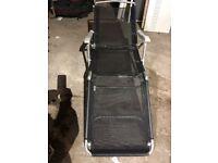 Garden Chair / Lounger in good condition