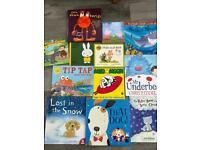 12 lovely children's stories