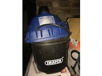 Draper Car Care 10L 1000W 1kW 230V Wet And Dry Vacuum Cleaner