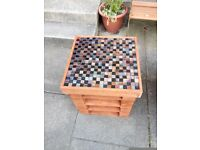 Garden Table made from reclaimed Pallets