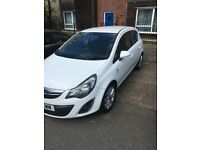 Vauxhall, CORSA, Hatchback, 2014, Manual, 1229 (cc), 5 doors