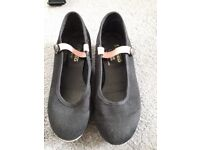 Black character shoes size 11
