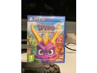 SPYRO reignited trilogy PS4 (3 games in 1)