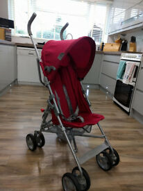 Red kite Push me 2 U Stroller/Pushchair
